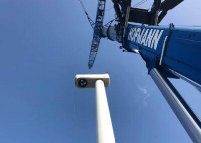KG Mobilkraner samler Hofmann 750 tons mobilkran 25