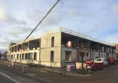 Svendborg - Hejs af elementer til friplejehjem 4